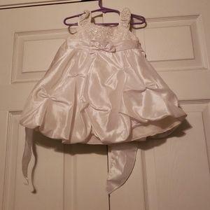 Other - Miniature brides dress.